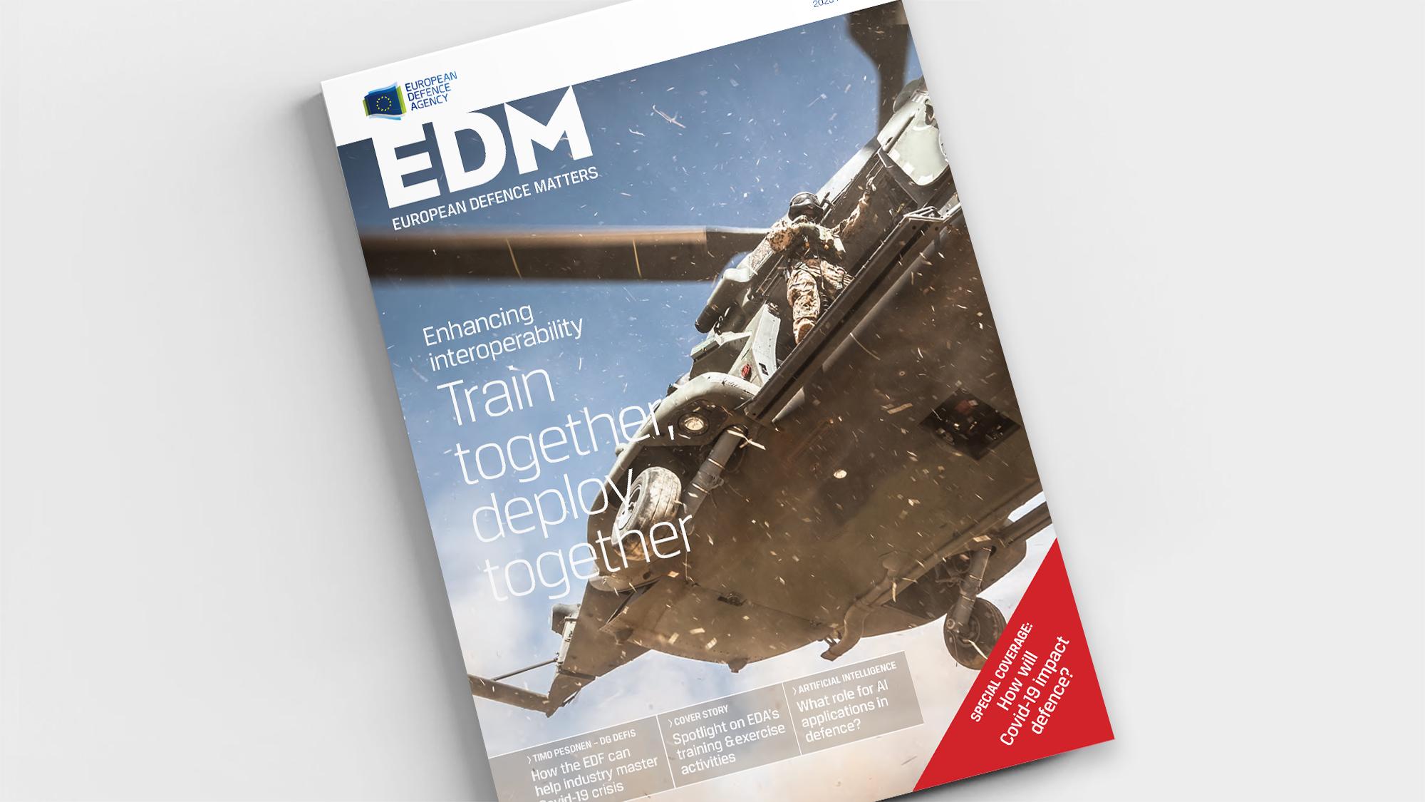 EDM Magazine issue 19