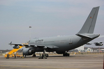 Launch of First European Air-to-Air Refuelling Exercise Today