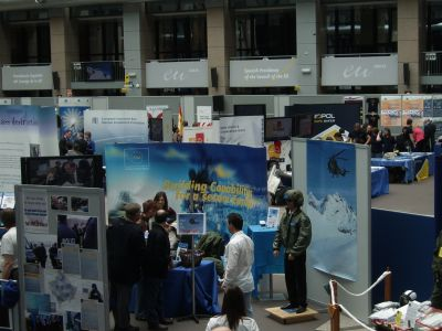 Visit EDA's stand at the Festival of Europe
