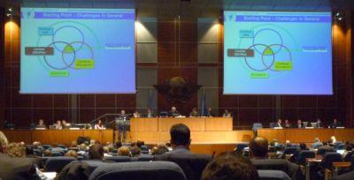 EDA addresses the International Civil Aviation Organization (ICAO) on UAS Air Traffic Insertion