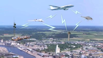 France, Germany, Italy, Spain and Sweden launch world leading technology on the MID-air Collision Avoidance System (MIDCAS) at the Paris Air Show