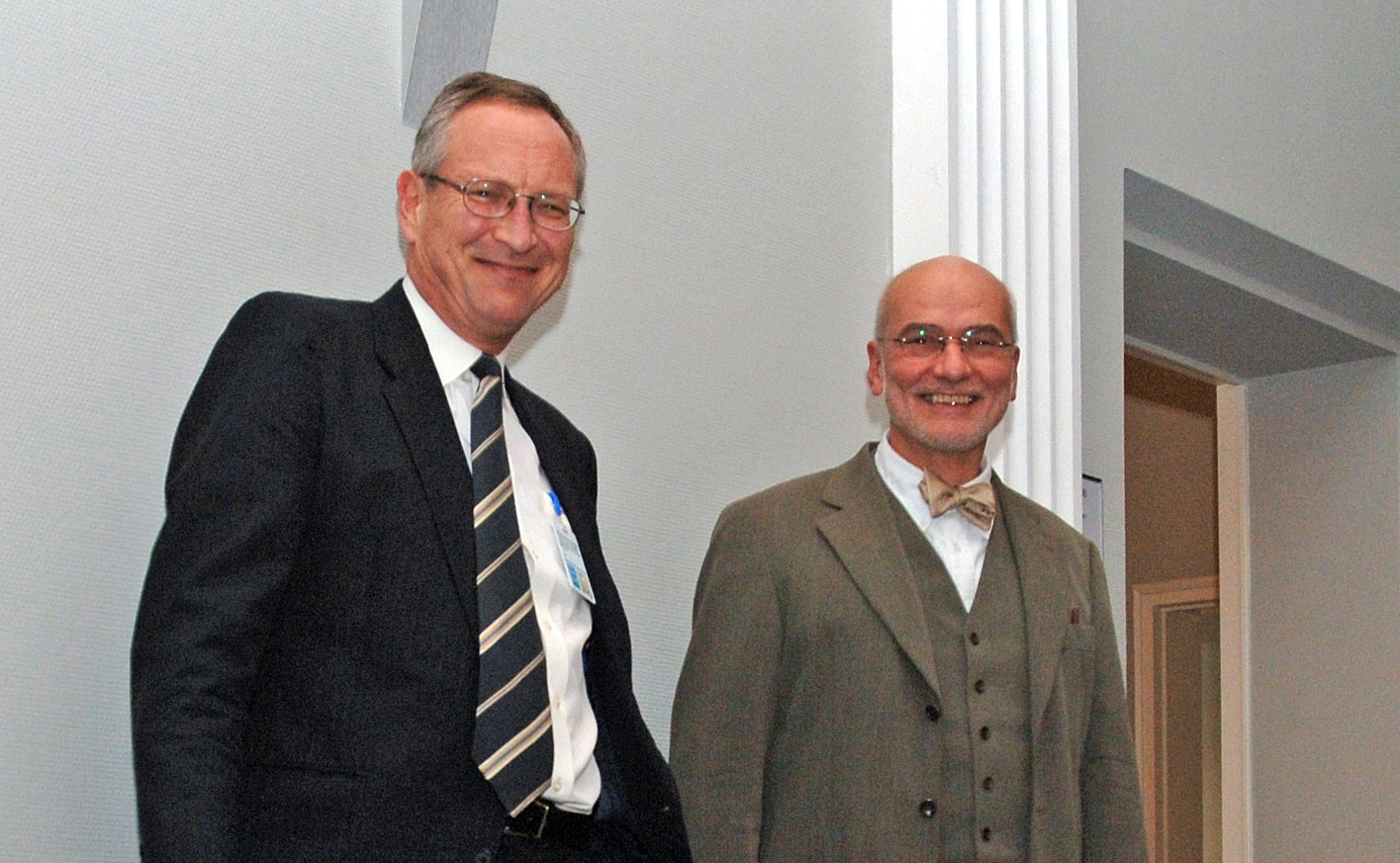 Appointment of Nick Witney and Hilmar Linnenkamp