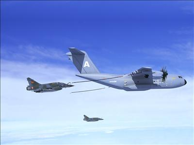 Air-to-air refuelling