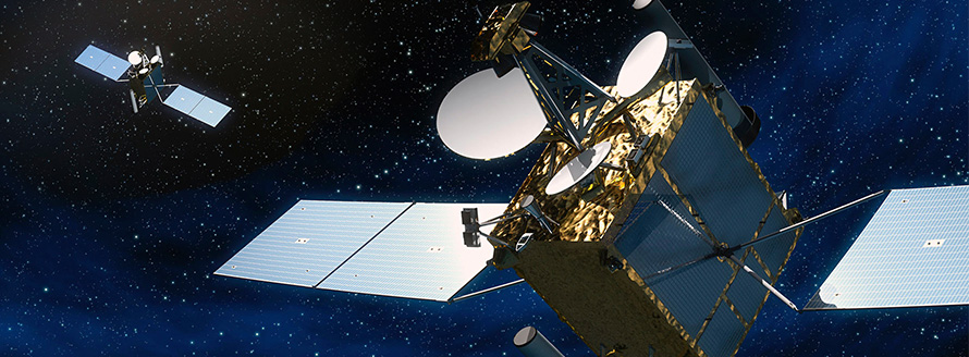 EU Satcom Market contract signed