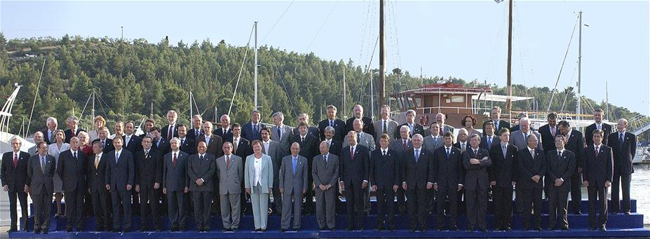 The 2003 Thessaloniki European Council pushed for the creation of the European Defence Agency