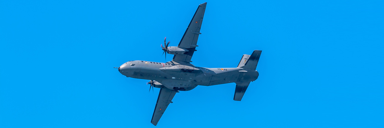 EAATTC 17-3 Airlift Training begins in Zaragoza ahead of transfer to new European Tactical Airlift Centre