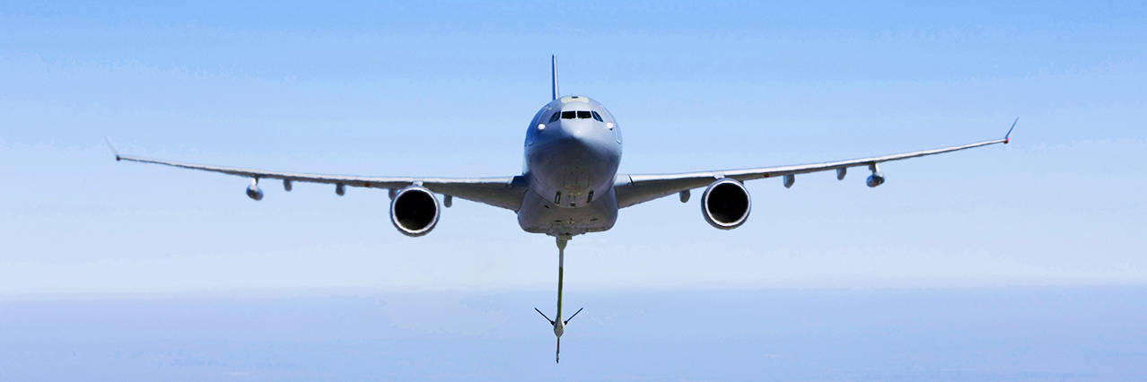 4th European Air-to-Air Refuelling Training takes off in the Netherlands