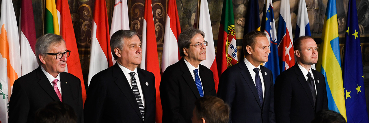 European defence, 60 years after the Treaty of Rome