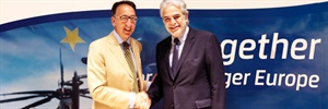 Commissioner Christos Stylianides visits EDA