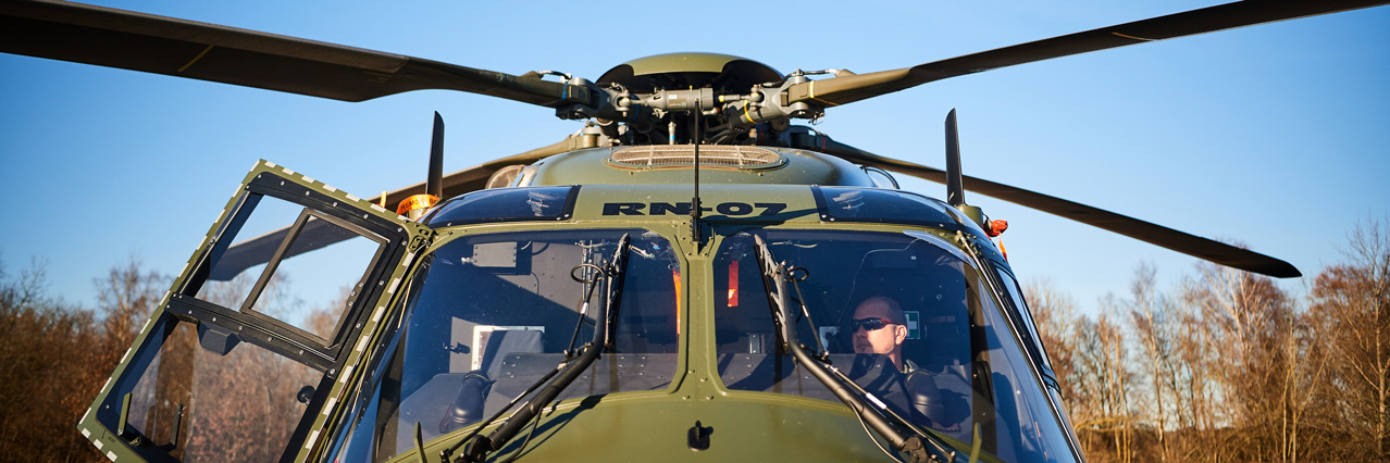 8th Helicopter Tactics Symposium 2017 to be held in Rijen, the Netherlands