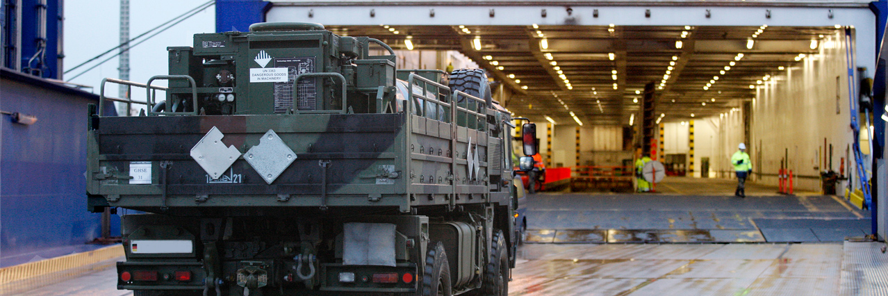 23 Member States sign new military mobility programme