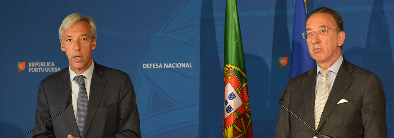 EDA Chief Executive held talks in Portugal