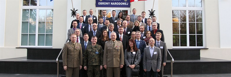 Expert Level Course on European Armament Cooperation