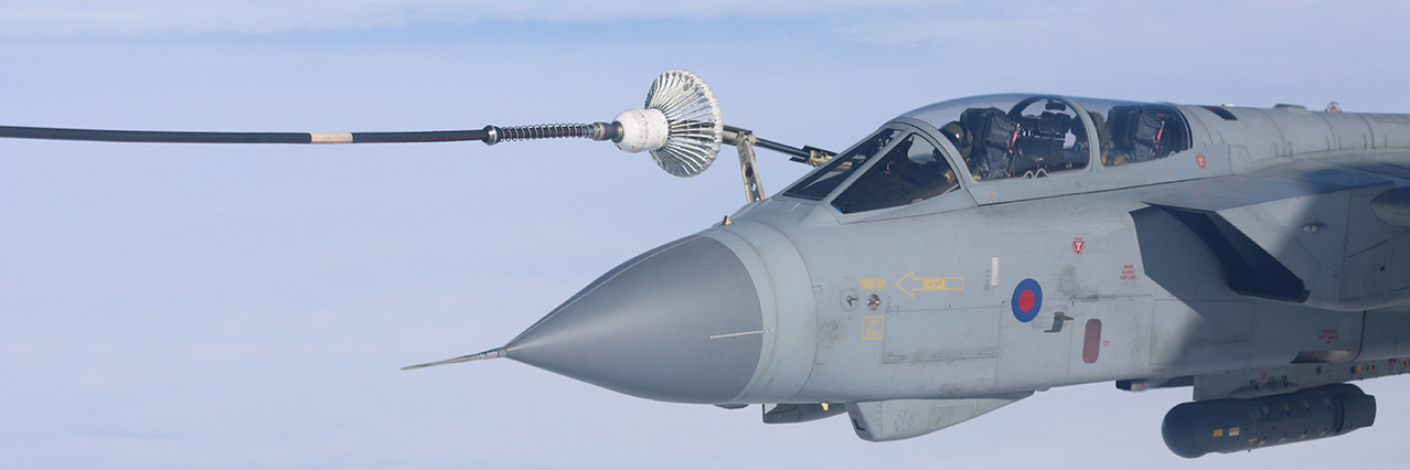 5th European Air-to-Air Refuelling Training takes off in the Netherlands