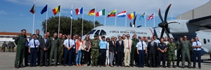 EDA Chief Executive attends EATT 15 training in Portugal