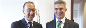 Jorge Domecq meets Maltese Minister of Home Affairs and National Security