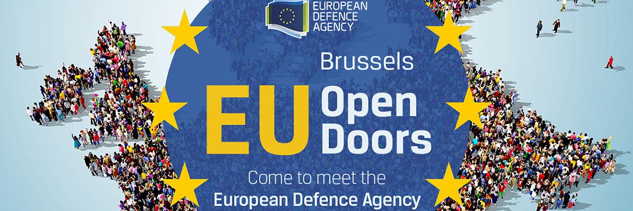 EDA at EU Open Doors Day