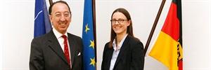 Jorge Domecq meets German Secretary of State
