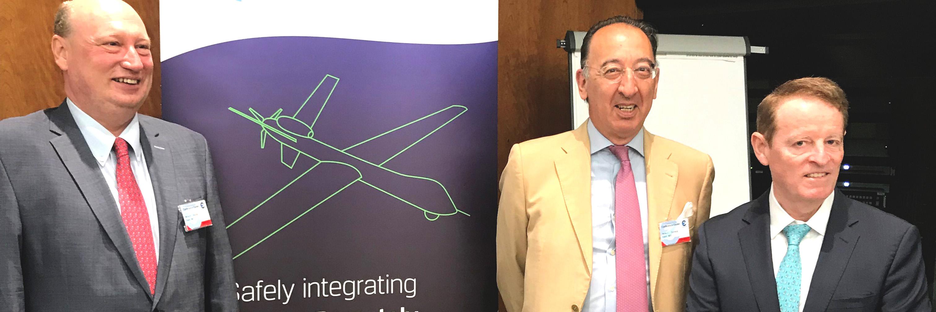 ESMAB meeting focussed on civil & military collaboration in Single European Sky