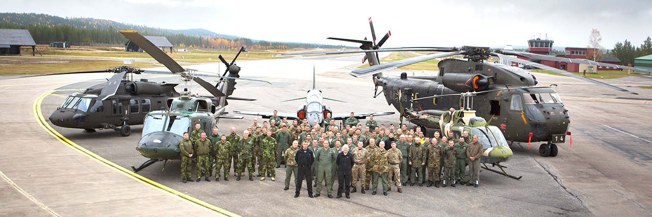 4th EDA Helicopter Tactics Instructors Course (HTIC) successfully concluded