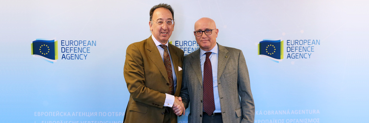 OCCAR Director at EDA to discuss cooperation and bilateral roadmap