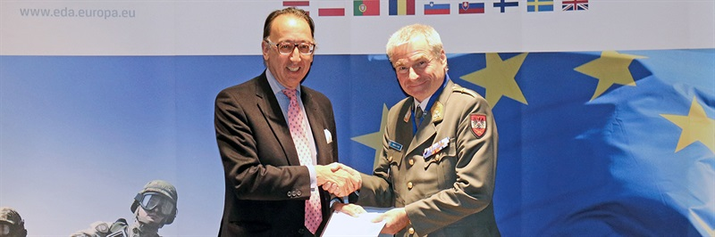 EDA and EUMS cooperate on Personnel Recovery