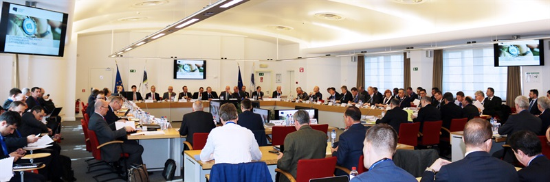 Four Project Arrangements signed in the margins of CAP Steering Board