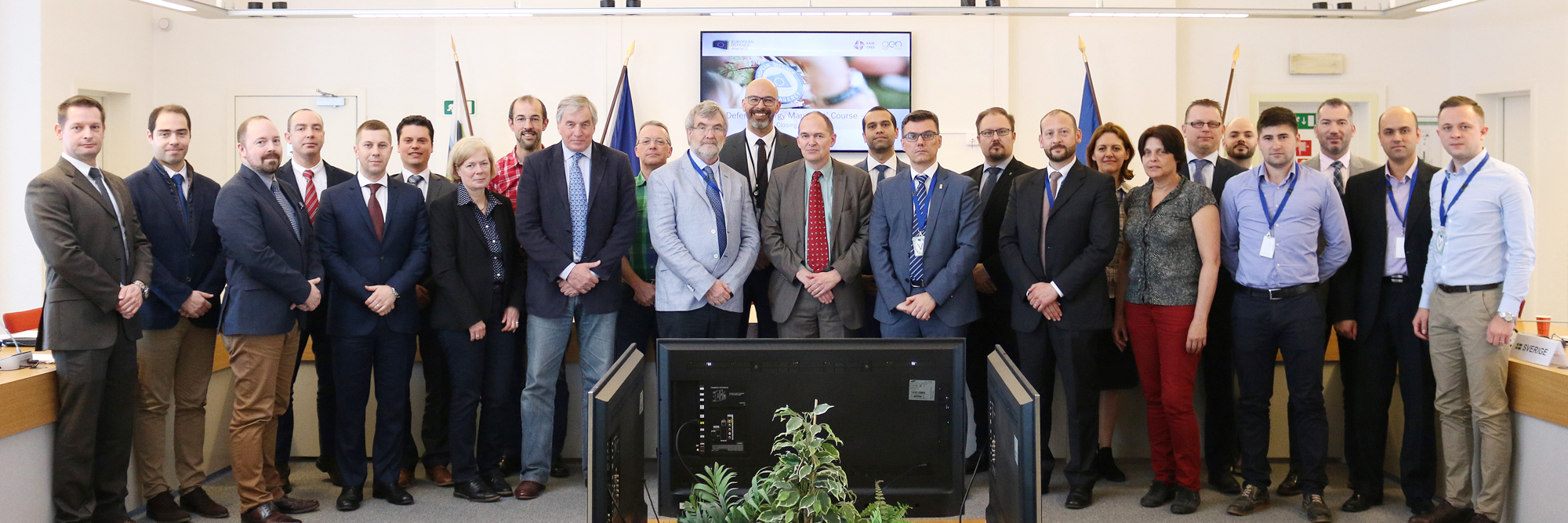 First EDA Defence Energy Managers Course successfully concluded