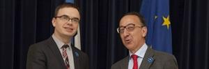 Jorge Domecq meets Estonian Minister of Defence