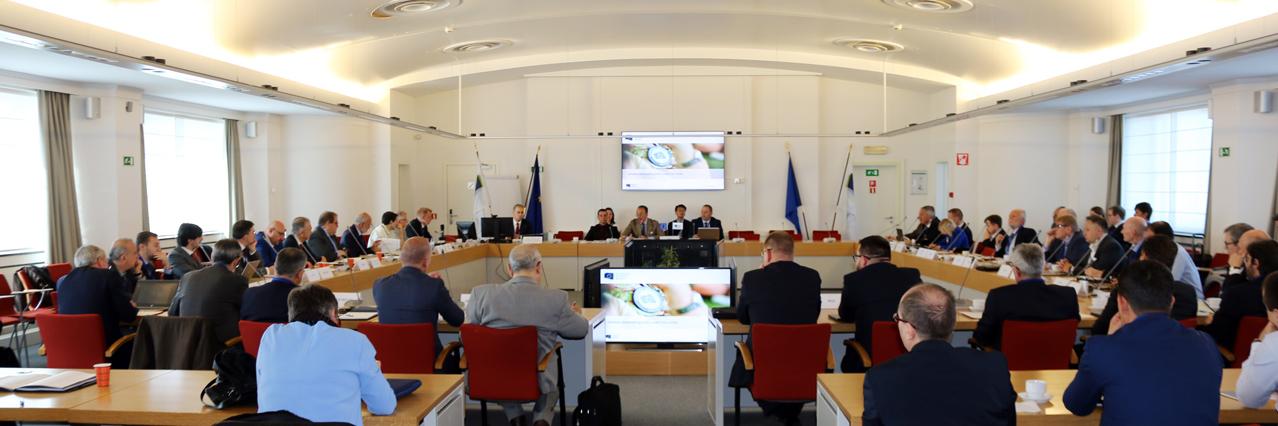 European industry gathers at EDA for workshop on Leo2 MBT