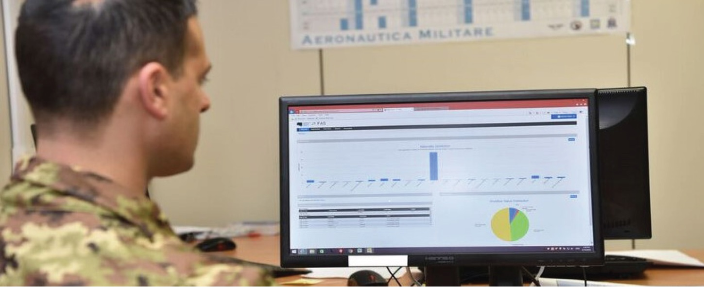 EDA developed Human Resources management tool used in international personnel recovery course