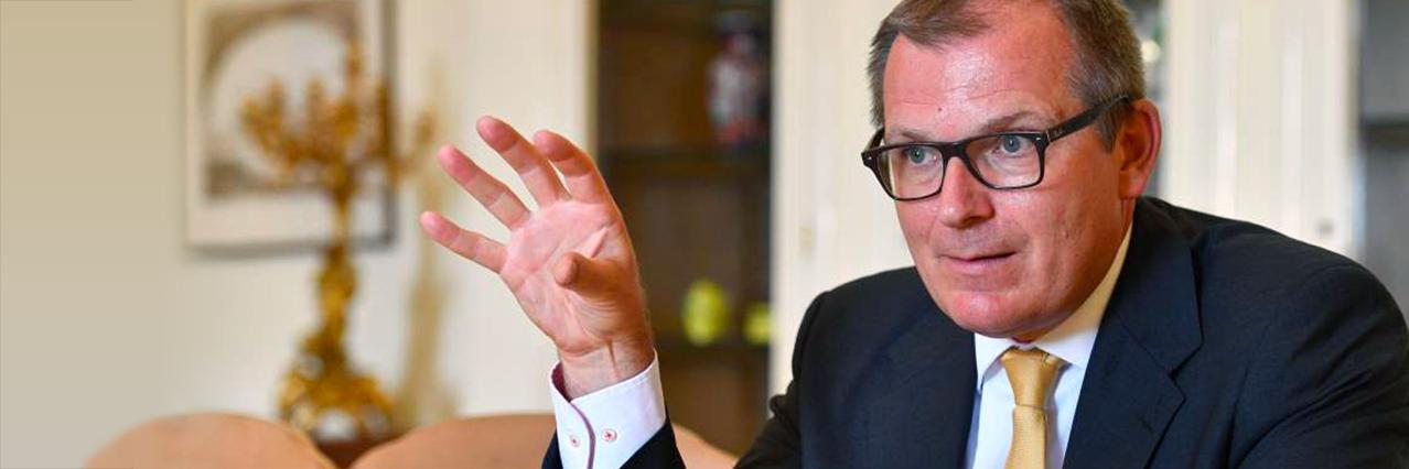 Jiří Šedivý takes office as new EDA Chief Executive