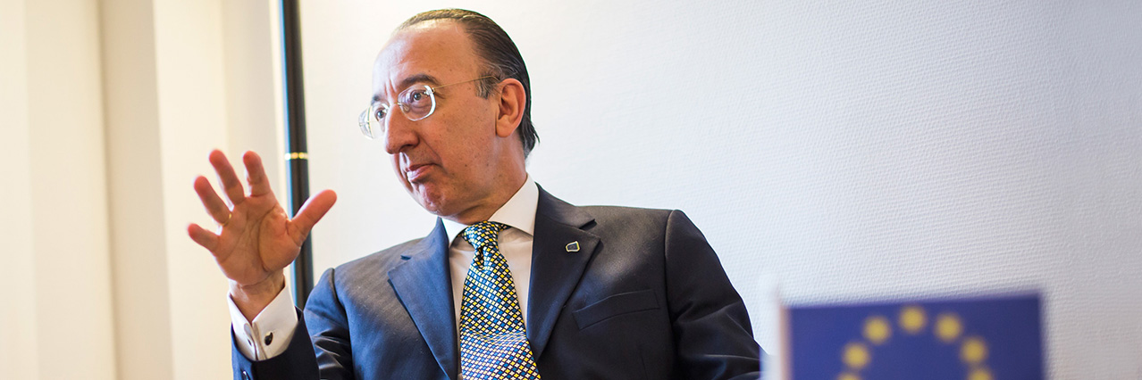 Jorge Domecq extended as European Defence Agency (EDA) Chief Executive