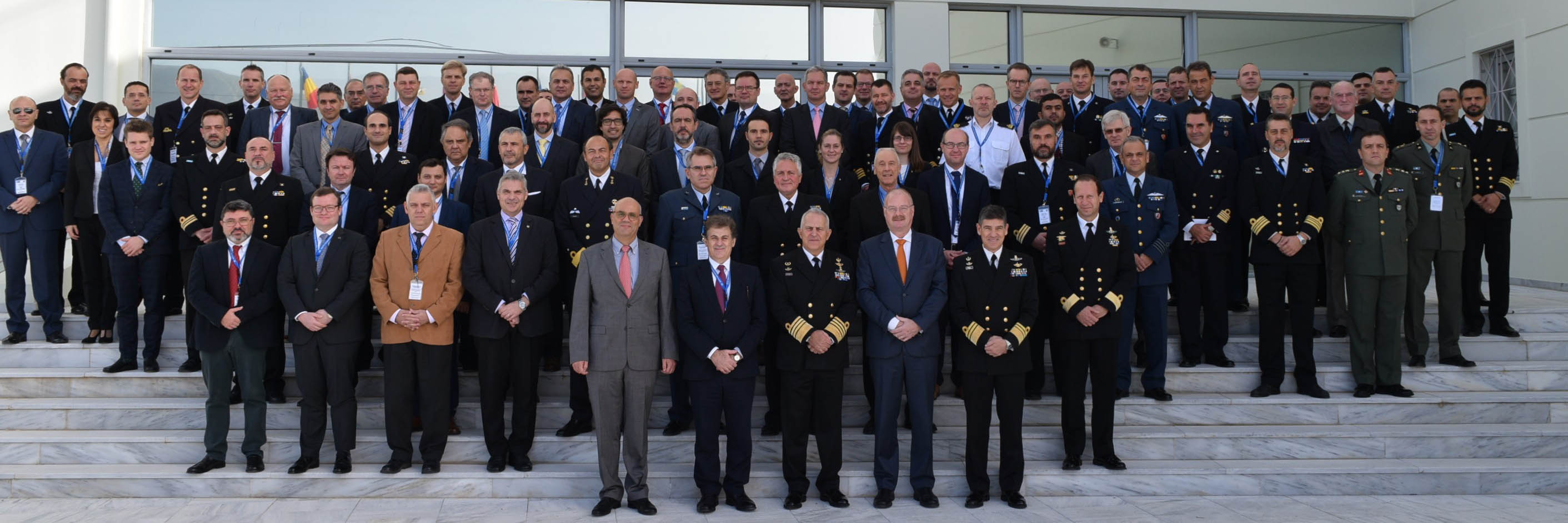 EDA Maritime Security Conference discusses future challenges