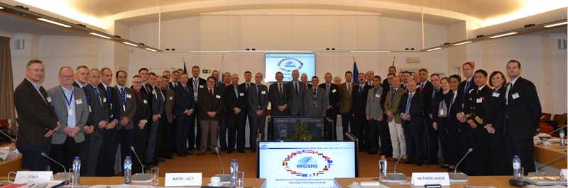 EDA hosts the meeting of MCDC Executives