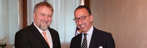 Slovenia welcomes Jorge Domecq
