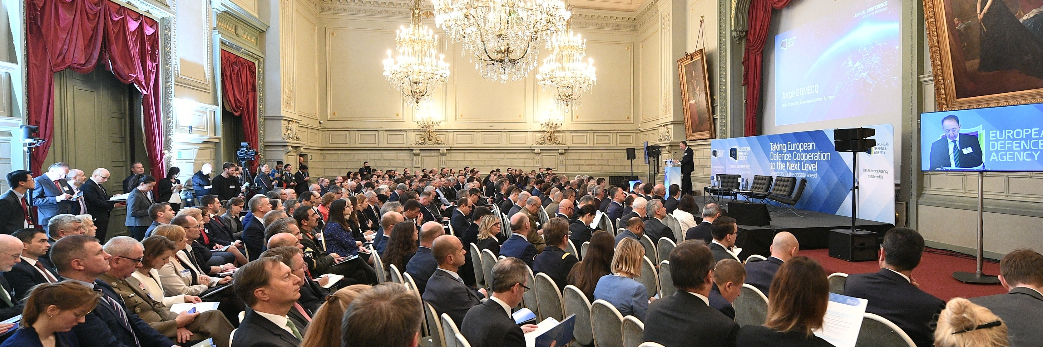 Annual Conference takes stock of EU defence initiatives and looks ahead