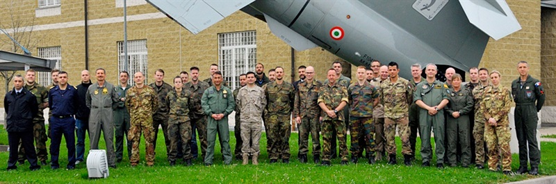 Personnel recovery course hosted by European Personnel Recovery Centre
