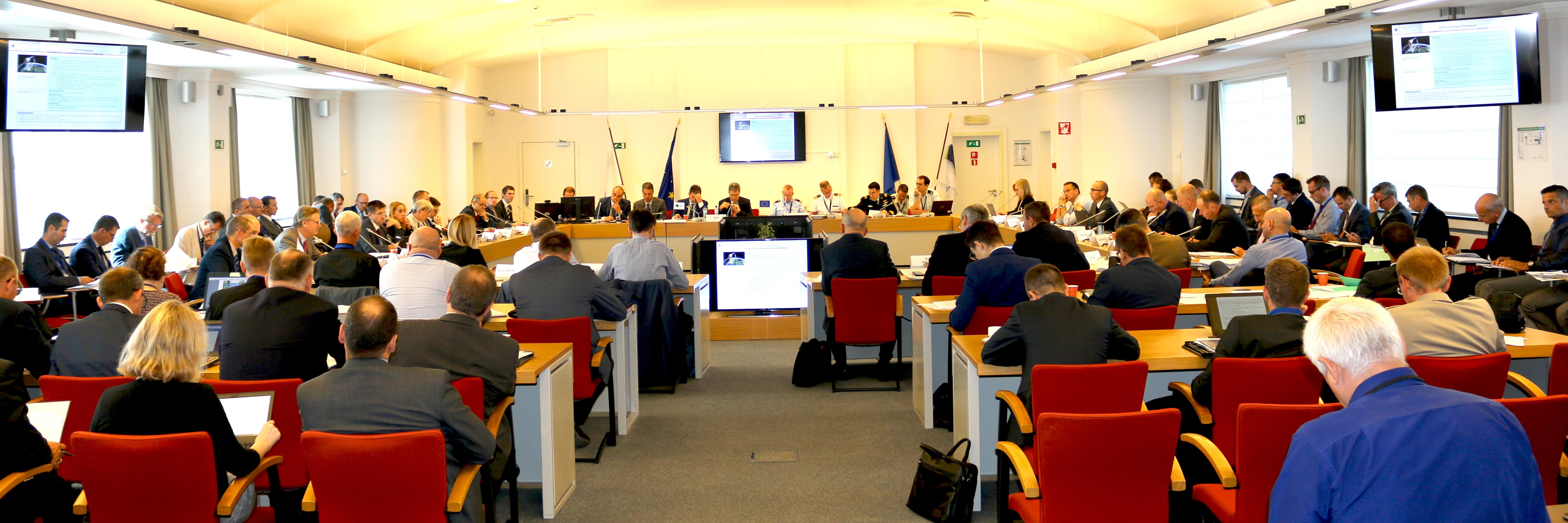 PESCO 'clarification workshop' held in EDA