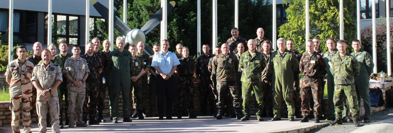 Hungary hosted EDA Personnel Recovery course