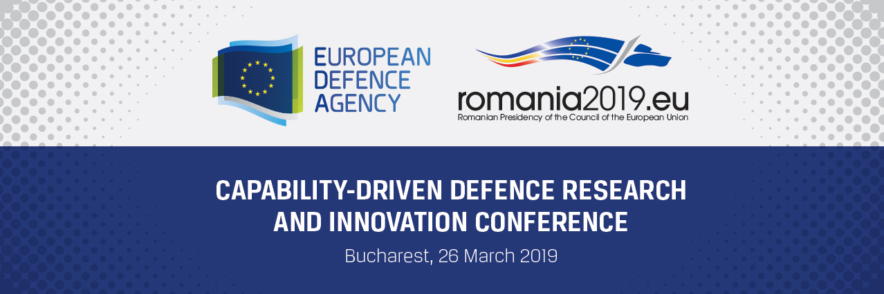 Save the date: Capability-Driven Defence Research and Innovation Conference