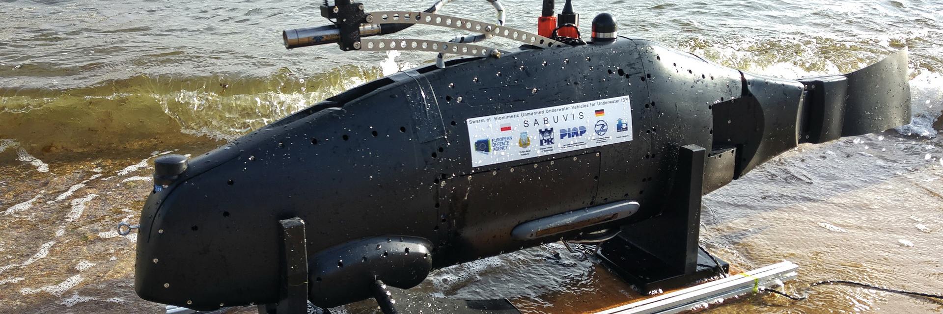 EDA expands work on autonomous underwater vehicles