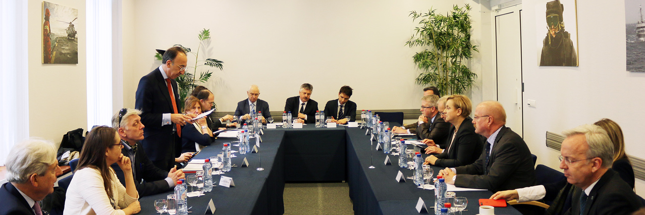Exchange of views with EP Subcommittee on Security & Defence