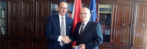 Chief Executive meets Hungarian Minister of Defence