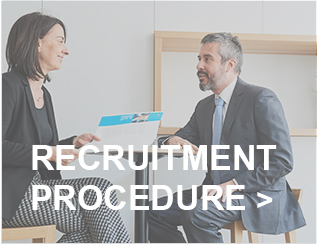 Recruitment procedure