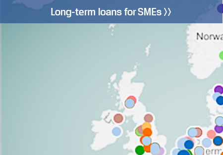 Long-term loans for SME