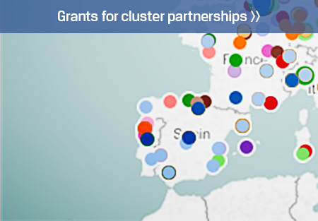 Grants for cluster partnerships