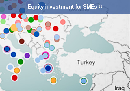 Equity investment for SMEs