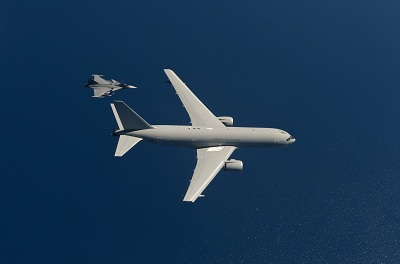 First Collective Air-to-Air Refuelling Clearance Trial
