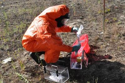 EDA Biological Reconnaissance and Defence Workshop